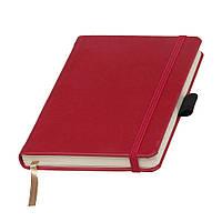 Записная книжка Туксон А6 Ivory Line - Красный