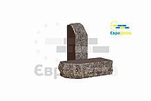 Пустотіла Цегла скала углово-тичкова 220х65х100мм