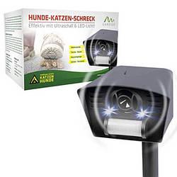 Отпугиватель животных LS-987 New с ИК-датчиком  и световым стробом