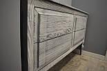 Деревянный  комод для прихожей с антивандальной покраской, фото 4