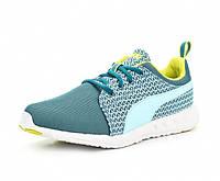 Женские беговые кроссовки PUMA Carson Runner Knit Wn s green