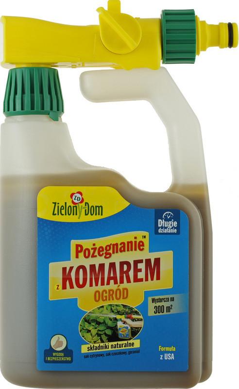 Концентрат від комарів Zielony Dom для обробки територій