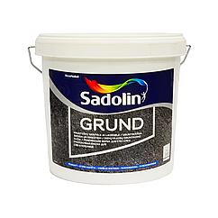 Грунтовочная краска Sadolin Grund (Садолин Грунт) 5 л