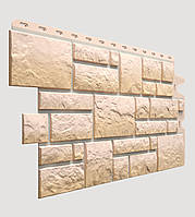 Фасадная панель Docke Burg песчаная (камень)