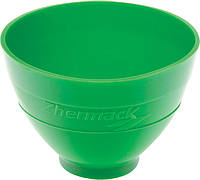 Чаша для замешивания резиновая зеленая,C300992,Zhermack