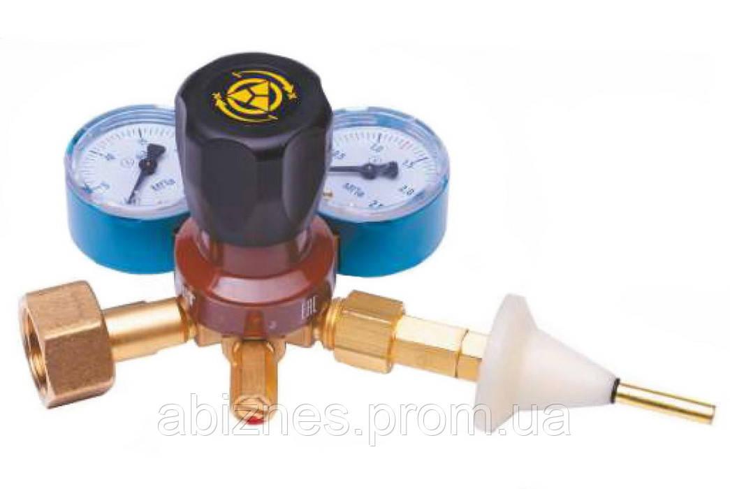 Редуктор гелиевый БГО-50ДМ с нажимным клапаном для надувания шаров