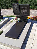 Укладання тротуарної плитки біля пам'ятника, фото 4