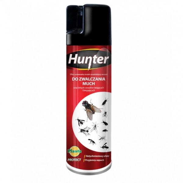 Аерозоль від мух і інших комах Hunter