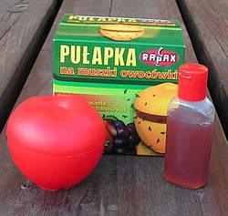 Пастка плодових (фруктових) мошок Rapax