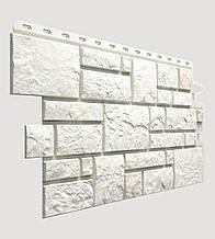 Фасадная панель Docke Burg цвет шерсти (камень)