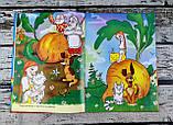 Казки по складах + наклейки персонажів 106155 Веско Україна, фото 2