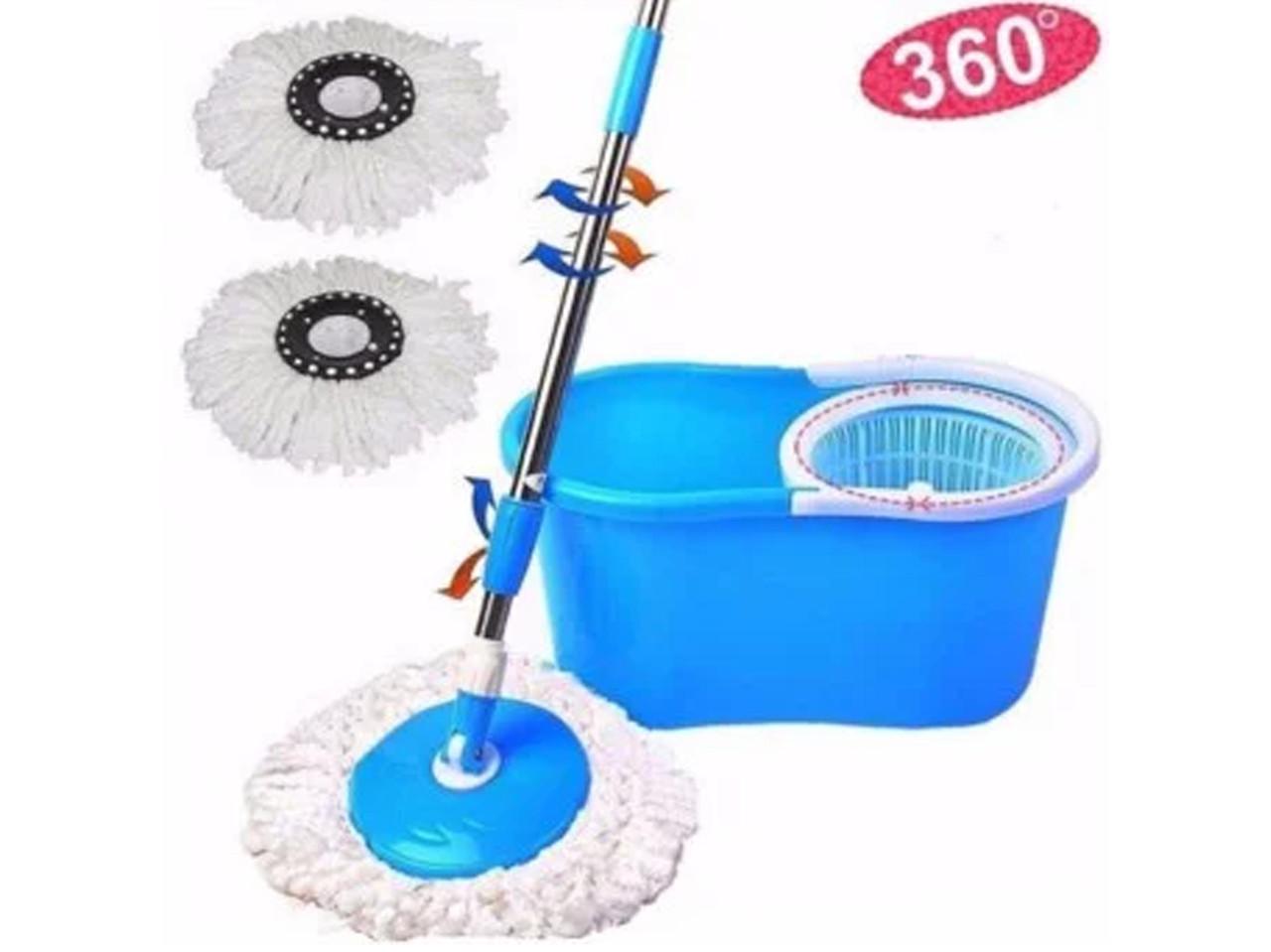Набор для уборки ведро и швабра с отжимом Spin mop