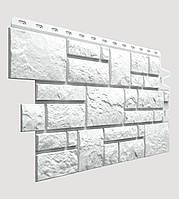 Фасадная панель Docke Burg платиновая (камень)