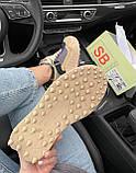 Женские стильные кроссовки Off-White Beige ( Premium ), фото 5