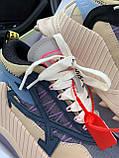Женские стильные кроссовки Off-White Beige ( Premium ), фото 4