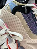 Женские стильные кроссовки Off-White Beige ( Premium ), фото 6