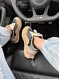 Женские стильные кроссовки Off-White Beige ( Premium ), фото 7