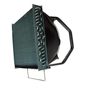 Водные воздухонагреватели NW 40 AGRO для птицефабрик, свиноферм