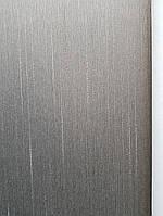 Текстильні шпалери на флізеліновій основі Cador Rasch Textil 073194 під дрібний бамбук темно-сірий графітовий, фото 1