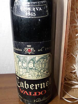 Вино урожаю 1965 року Chianti Castello Італія, фото 2