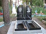 Укладання тротуарної плитки біля пам'ятника, фото 5
