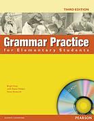 Grammar Practice for Elementary +CD -key ISBN: 9781405852951