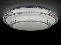Современная люстра Led с пультом (светильник Smart припотолочный) 60W 017 ProСВЕТ