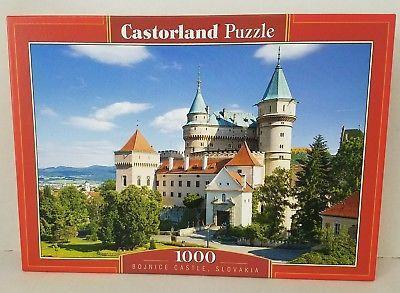 """Пазл Castorland """"Бойницкий замок, Словакия"""" 1000 элементов"""