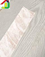 Плинтус для столешницы Идеал 105 Мрамор светло-бежевый с мягкими краями, бортик для столешницы IDEAL на кухню