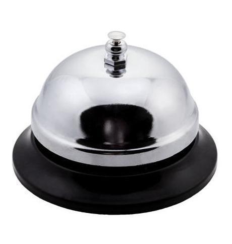 Дзвінок офіціанта 100 мм, настільний