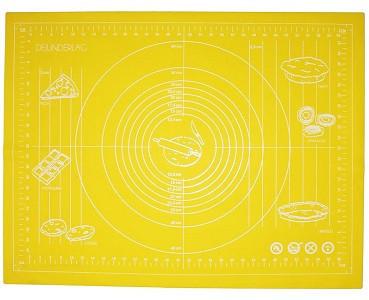 Силиконовый коврик с разметкой SNS 51 х 67 см