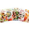 Книга для записи кулинарных рецептов, 128 листов, фото 3