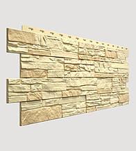 Фасадная панель Docke Stein янтарная (песчаник)