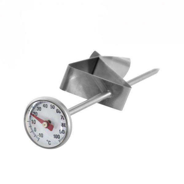 Термометр з затиском для рідких страв Orion -10°C...100°C