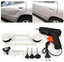Pops-a-Dent Набор для удаления вмятин на автомобиле без покраски. Съемник для вытягивания кузова.