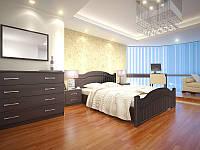 Кровать Доминика односпальная с ортопедическими ламелями