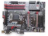 Gigabyte GA-H170-Gaming 3 DDR3 (REV:1.0) Socket 1151 - в идеале!!!