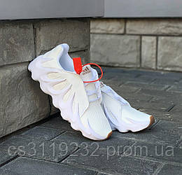 Мужские кроссовки Adidas Yeezy Boost 451 White (белые)