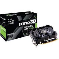 Видеокарта Inno3D GeForce GTX1050 Ti 4096Mb HerculeZ X1 (N105T-1SDV-M5CM)