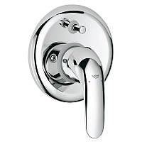Смеситель скрытого монтажа для ванны Grohe Euroeco 32747000