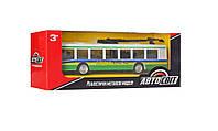 Троллейбус AS-2438(Green) АвтоСвіт, инер-й.