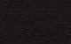 Плинтус для столешницы Идеал 302 Венге черный с мягкими краями, бортик для столешницы IDEAL на кухню, фото 2