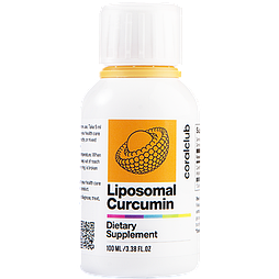 Чистый Куркумин - уникальная формула липосомального куркумина позволяющая усвоить 100% состава