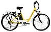 Электровелосипед Maxxter CITY/Yellow