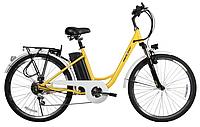 Электровелосипед Maxxter CITY/Yellow, фото 1