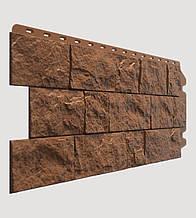 Фасадная панель Docke Fels ржаная (скала)