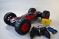 Машинка-перевертыш CHAMPIONS Twisted Climbr Legends, красная, фото 1