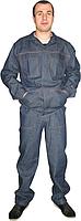 Костюм рабочий мужской джинс. Модельный джинсовый костюм. Пошив под заказ