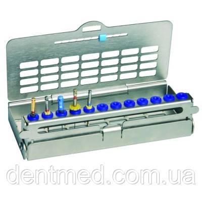 Эндобокс Ultralight Endodontic Holder 12 NaviStom