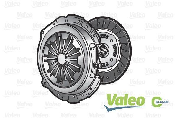 Комплект сцепления Valeo CLASSIC